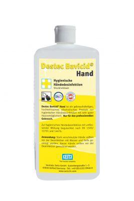 DESTEC Bavicid Hand dezinfekcia rúk 500ml