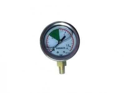 Manometer olejový
