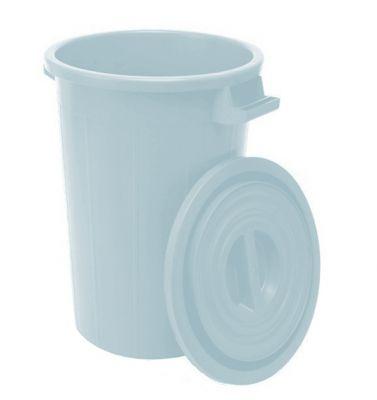Plastová kaďa BIDONE biela