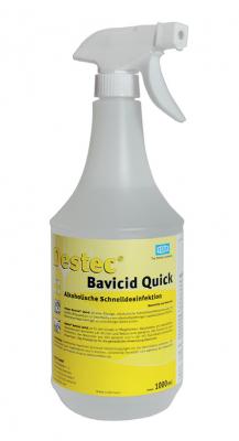 DESTEC Bavicid Quick dezinfekcia povrchov
