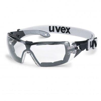 Okuliare UVEX Pheos Guard číre