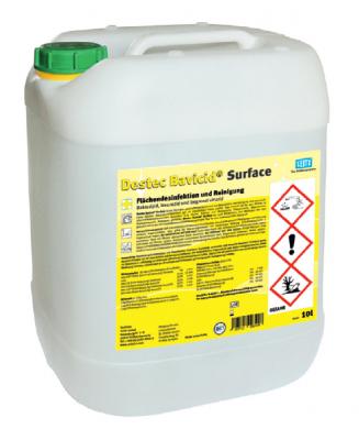 DESTEC Bavicid Surface dezinfekcia povrchov 10L