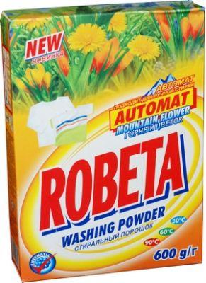Prací prášok ROBETA