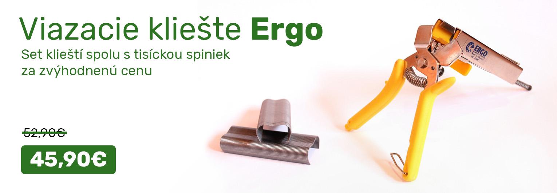 Kliešte Ergo